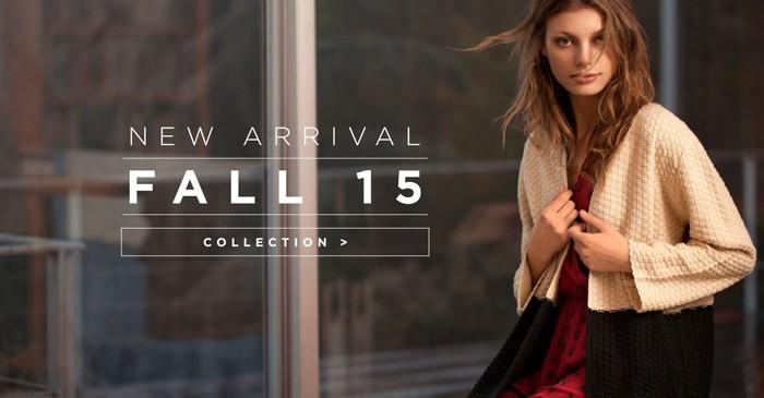 Nueva colección otoño 2015 de Compañía Fantástica