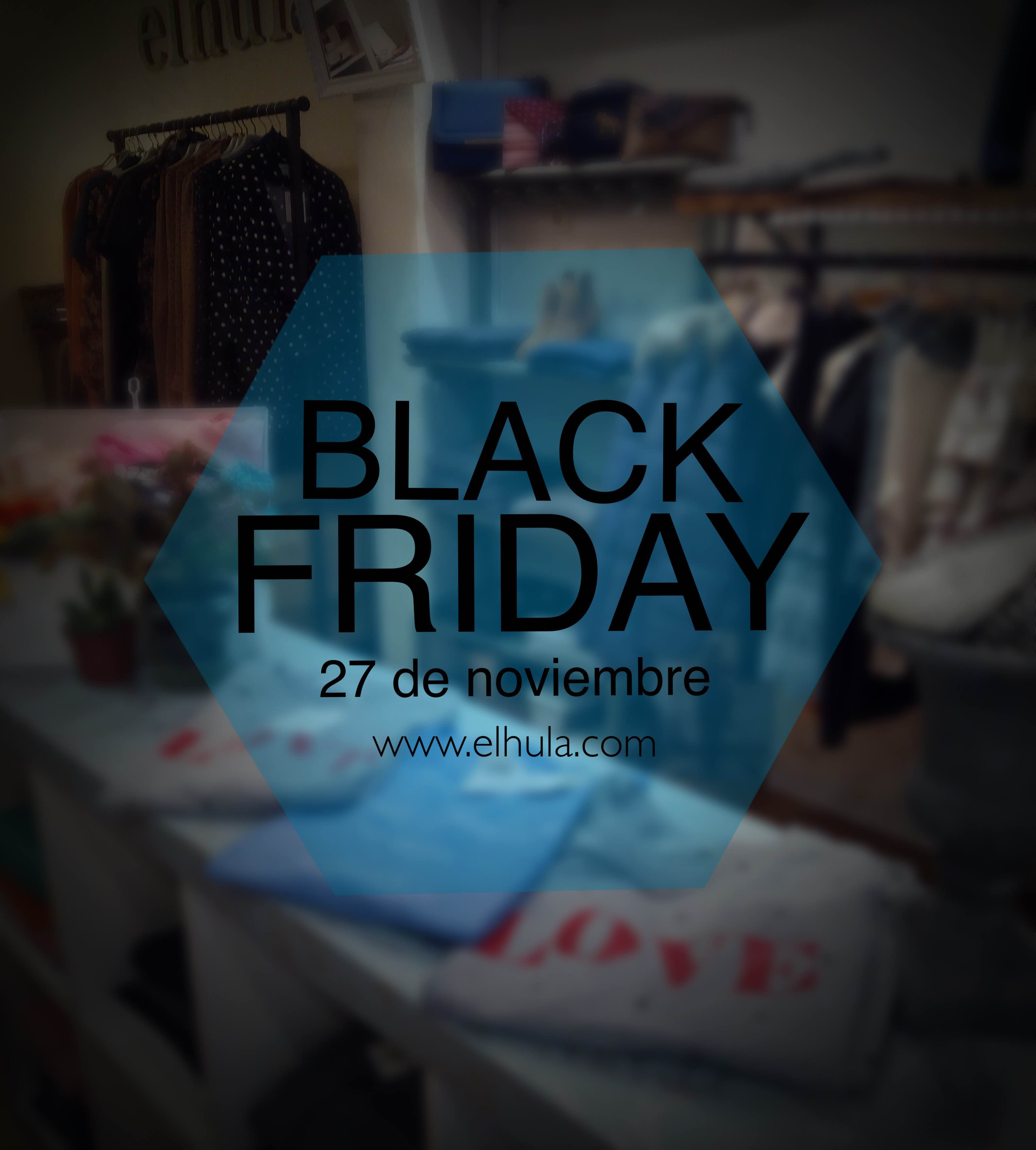 Black Friday 2015 en Elhula