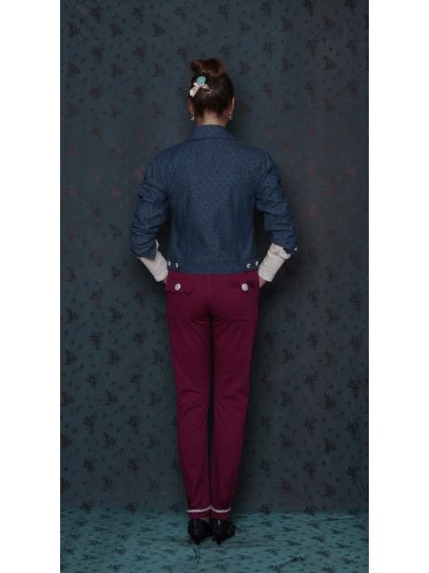 Pantalones Elásticos Jun de diKsí