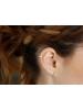 Basic Ear Cuff silver