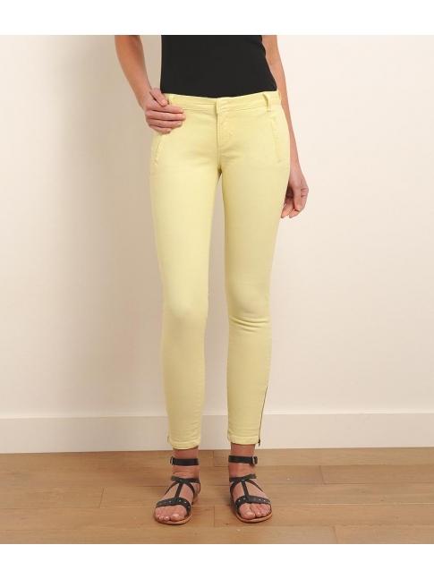 Pontillo pantalón algodón