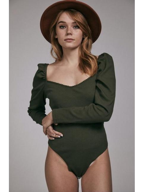 Body Brenna verde