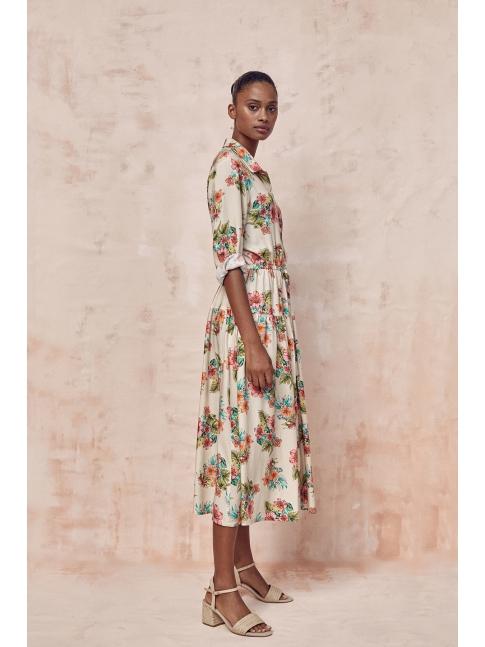Vestido camiser Jamaica