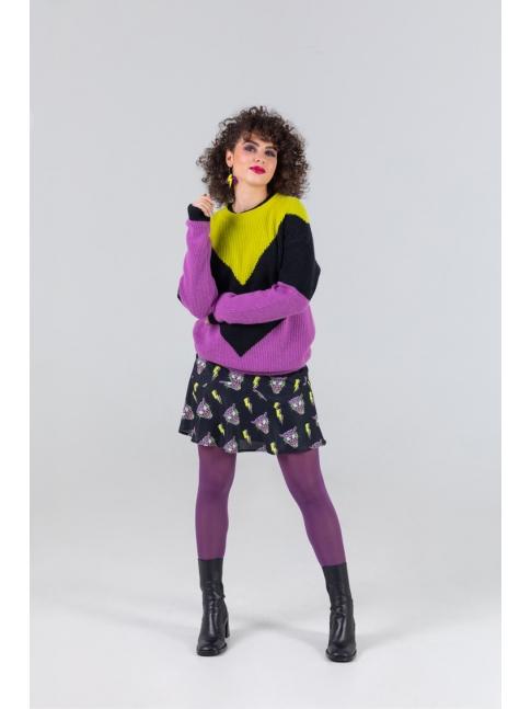 Jersey tricolor Punk
