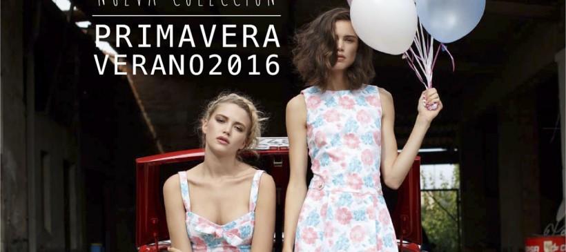 Nueva colección primavera verano 2016 Maggie Sweet